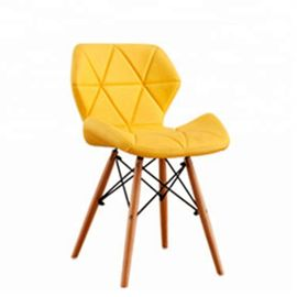 Solid Color Patchwork Dining Chairs For Family / Restaurant / Office